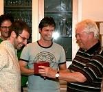 Jörg Schäfer, Johannes Stubert, Klaus Rein