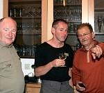 Johann Goldschmidt, Otmar Schwarz und Albert Willaredt