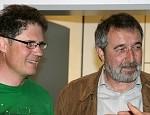 Michael Bauernfeind und Gerold Lienhart