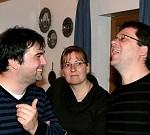 Jens Kleinstück, Jutta und Stefan Zeiser