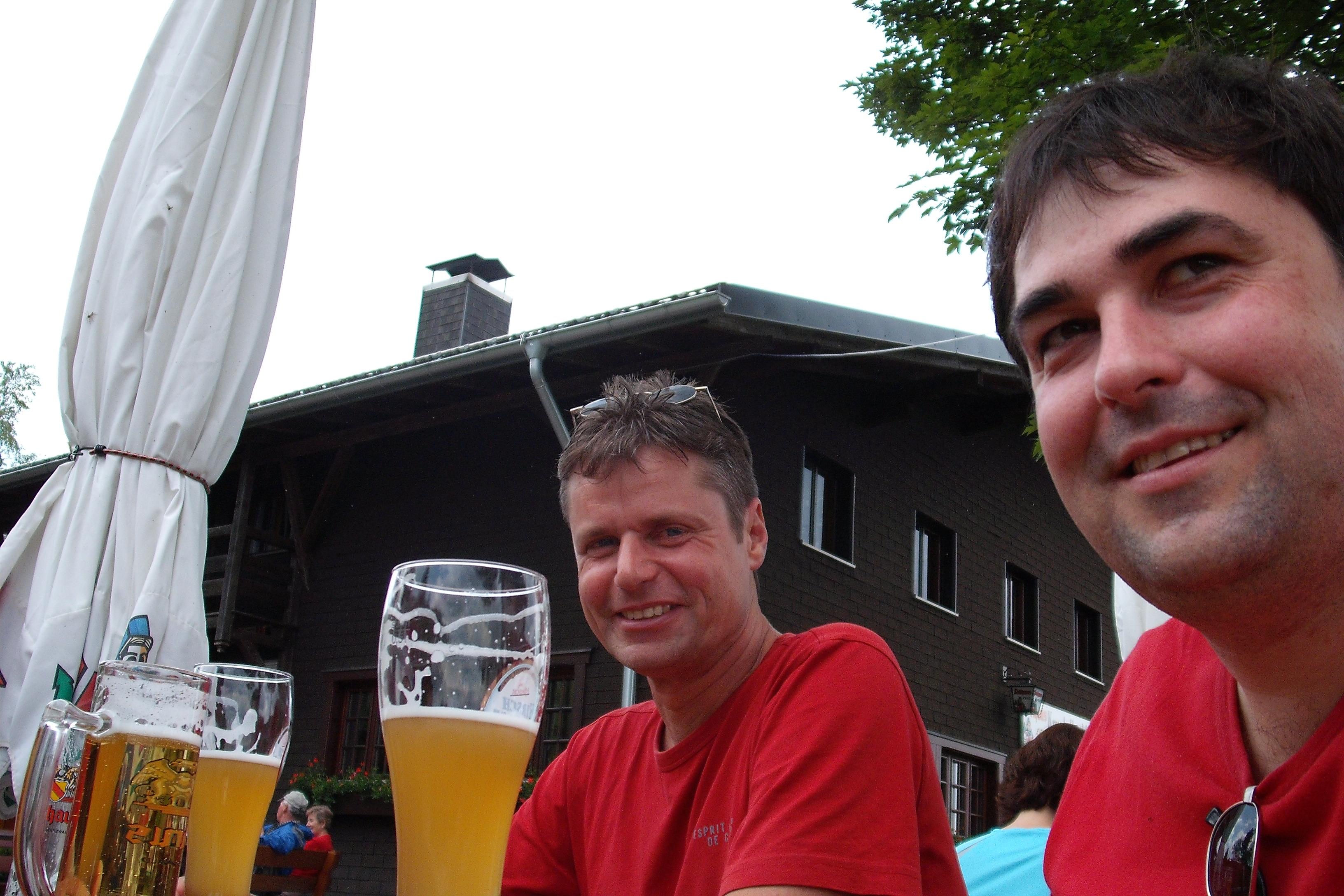 Johannes Stubert und Jens Kleinstück