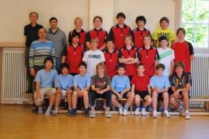 Jugendabteilung Mai 2011