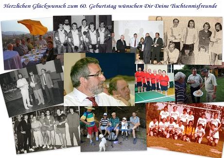 Gerold Lienhart zum 60. Geburtstag